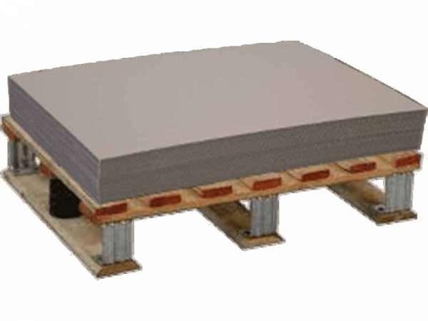 Wellpappe Zuschnitte 600x800 mm 1-wellig