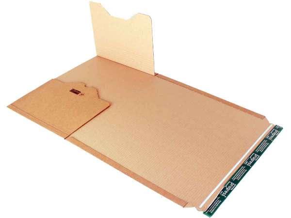 Buchverpackung DIN A3 Premium 455x325x-80 mm