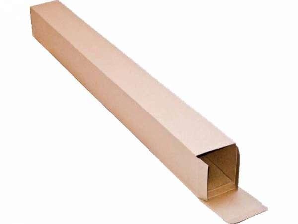 Faltschachtel 75x75x1000 mm