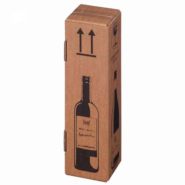 PTZ-Flaschenkarton für 1 Flasche