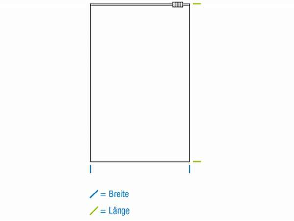 Ziehverschlussbeutel LDPE 480x640 mm