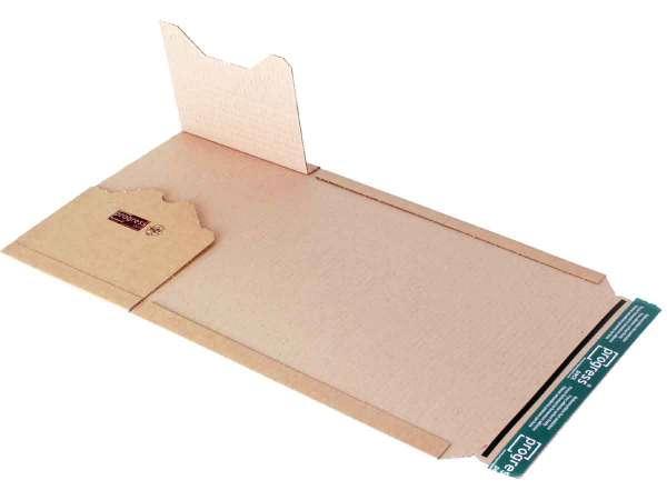 Buchverpackung DIN B5 Premium 274x191x-80 mm