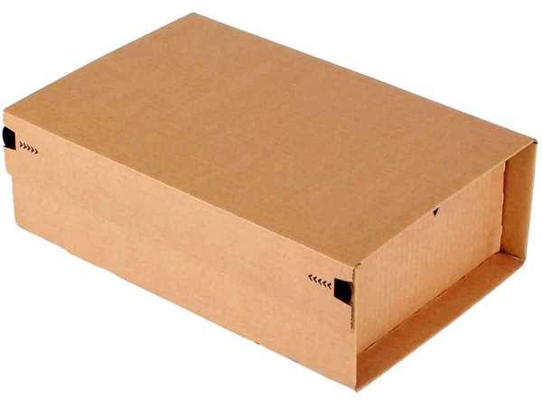 Versandkarton Postbox Secure 305x210x110 mm
