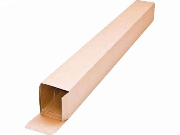 Faltschachtel 75x75x450 mm