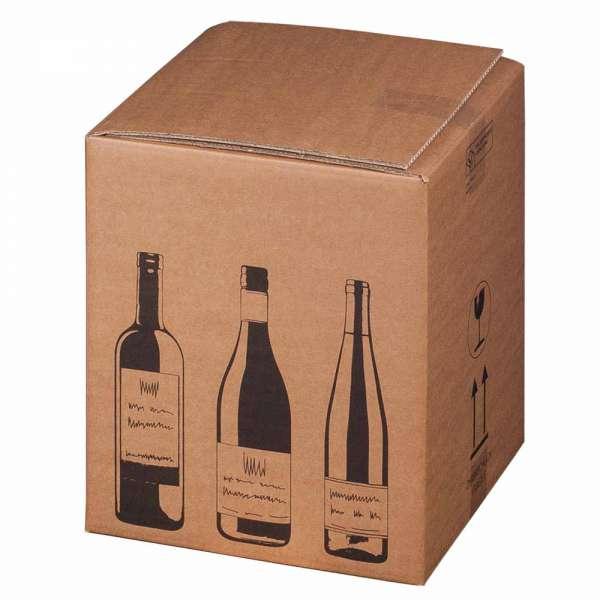 PTZ-Flaschenkarton für 9 Flaschen