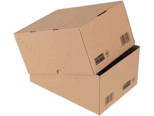 Stülpdeckelkarton 305x215x150 mm