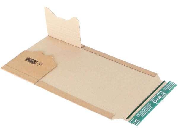 Buchverpackung DIN A5 Premium 217x155x-60 mm