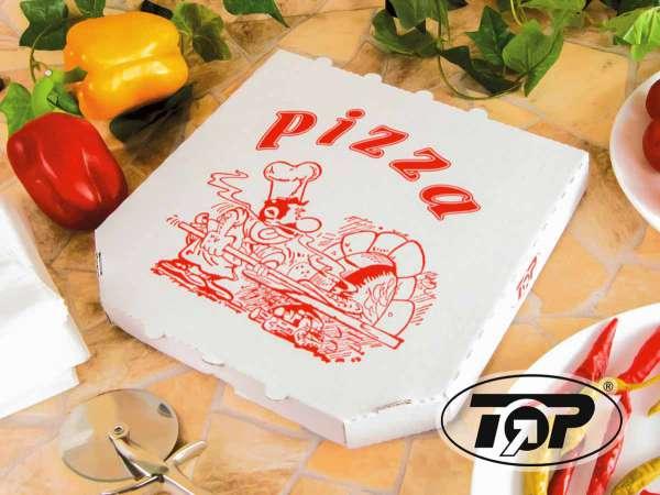 Pizzakartons Treviso Vegetale