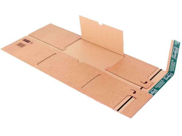 Buchverpackung DIN C4 320x260x-95 mm