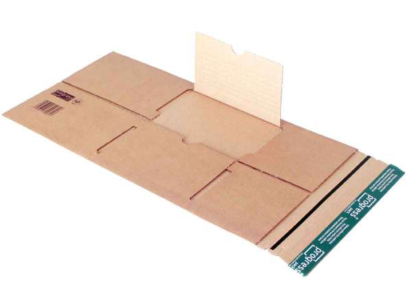 Buchverpackung DIN B5 250x190x-85 mm