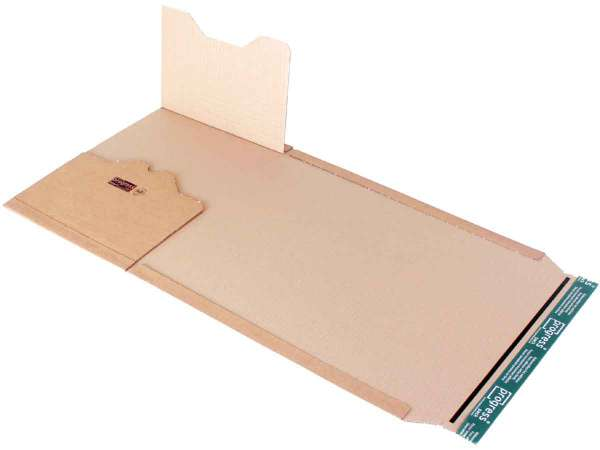 Buchverpackung Premium 335x275x-80 mm