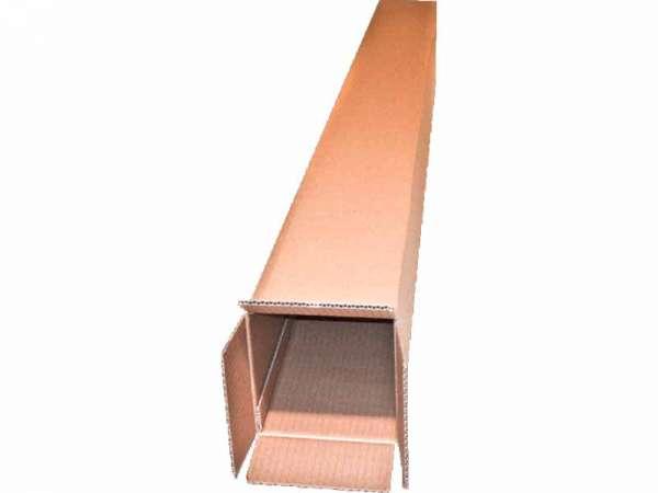 Faltkarton 120x120x2000 mm einwellig