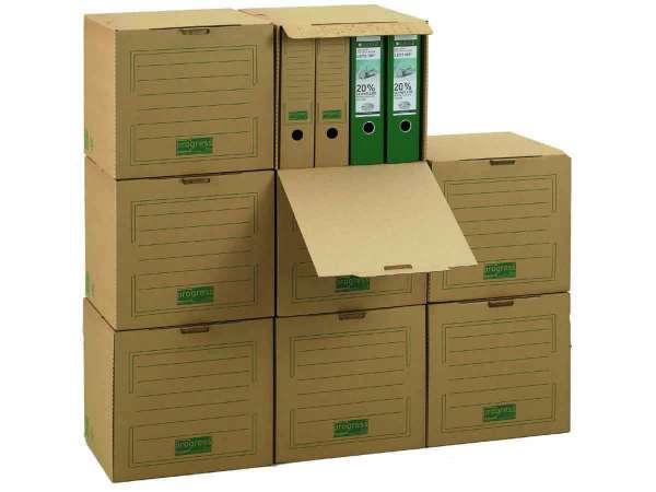 archivbox f r din a4 ordner 297x324x330 mm. Black Bedroom Furniture Sets. Home Design Ideas