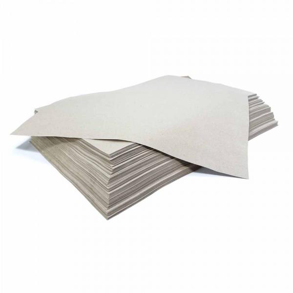 Schrenzpapier grau 75x100 cm