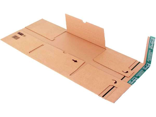 Buchverpackung Ordnerverpackung 320x290x-80 mm