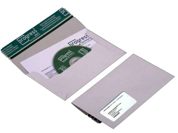 CD-Mailer DIN lang mit Fenster