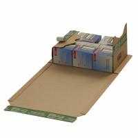 Buchverpackungen mit ExtraSAFE Verschluß 274x191x-80 mm