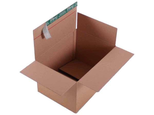 Versandkarton Premium 390x290x250-160 mm