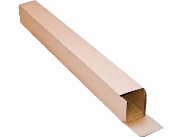 Faltschachtel 75x75x1300 mm