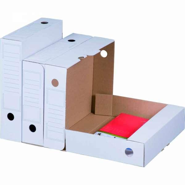 Ablagebox weiß 250x70x317 mm