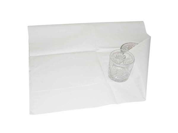 Seidenpapier weiß 50x75 cm