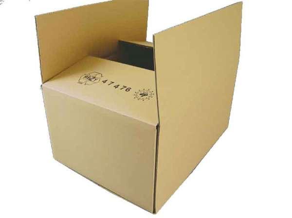 Faltkarton 385x285x370 mm zweiwellig