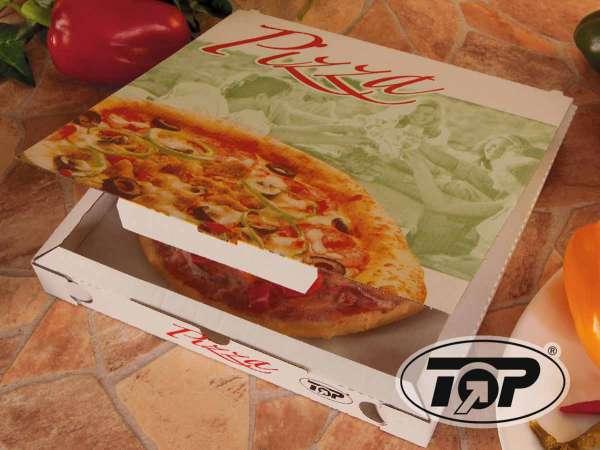 Pizzakartons C Vegetale