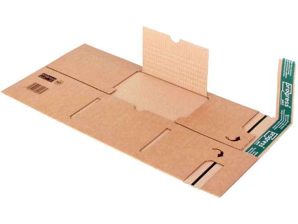 Buchverpackung DIN B5 248x185x-80 mm