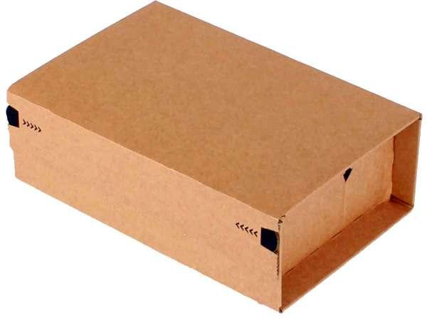 Versandkarton Postbox Secure 230x160x90 mm