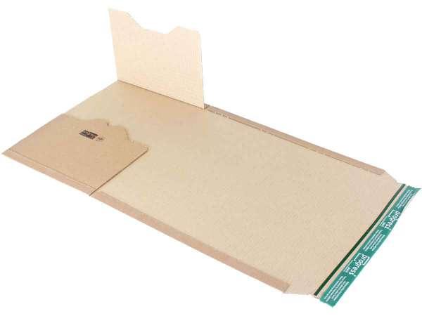 Buchverpackung DIN B4 Premium 378x295x-80 mm