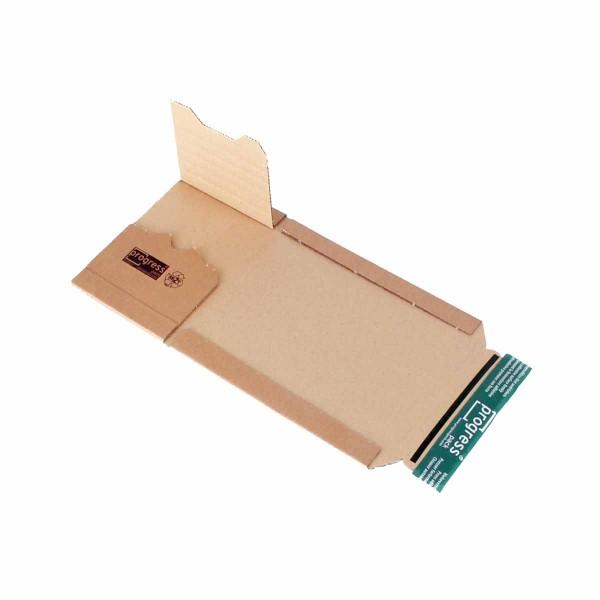 Buchverpackung für CD 198x135x-63 mm