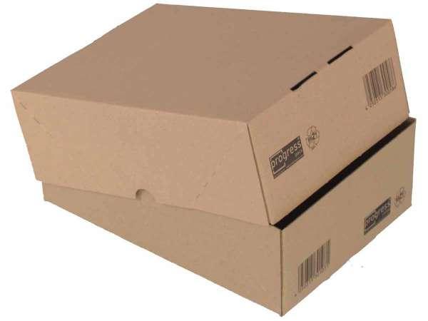 Stülpdeckelkarton 305x215x100 mm