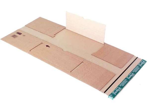 Buchverpackung Ordnerverpackung 350x320x-80 mm