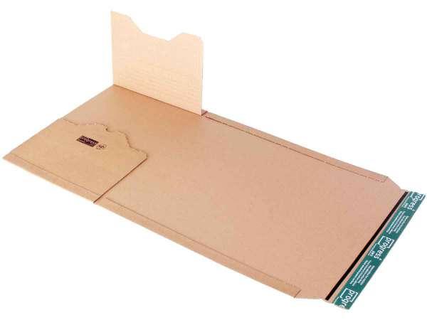 Buchverpackung DIN C4 Premium 328x255x-80 mm